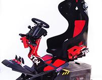 SI-X Simulador de Carreras