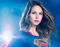 Supergirl - Season 2 - motion stills