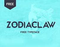 Zodiaclaw (Free Typeface)