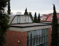 Gustav Bohutinsky atelier in Zagreb