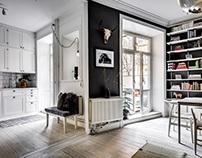 Livingroom scandinavia