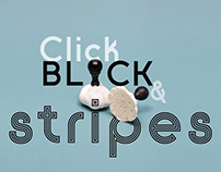 Click black&stripes