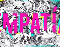 Empatía / Proyecto personal de Ilustración y Lettering.