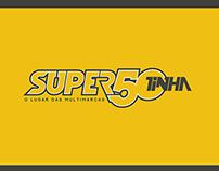 Super50tinha - Branding