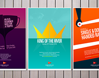 Yacht racing posters