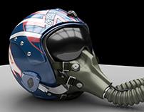 F-14 Pilot Helmet