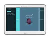 Fitbit Android Kiosk App