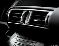 Lexus IS commercial