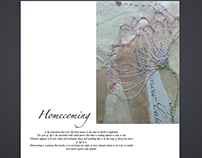 Homecoming -Creative Design Development