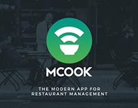 MCOOK : Restaurant Management Application Design