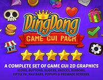 Dingdong: Game UI Pack