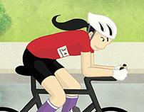 Commission - Triathlon