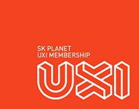 UXI membership Branding Concept