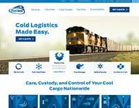 Railex Website Design