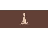 Jeffrey Lebowski - Monogram - Brand Identity