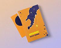 MUMBAI CITY GUIDE - Editorial Design