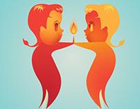 Fire Babies