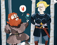 Game of Thrones tribute | Tormund & Brienne of Tarth