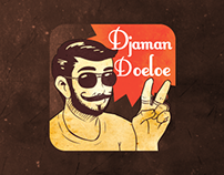 Djaman Doeloe Vol.2 LINE Sticker