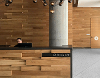 Wayfinding—Origin Apartments