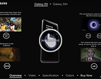 Samsung Galaxy S9 and 9+ Configurator
