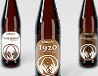 Simpple Brewing Brand Identity