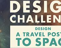 ArtWeek Design Challenge Poster