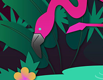 TROPICALI POSTER