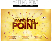 Meeting Point Flyer Template