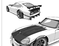 240Z concept