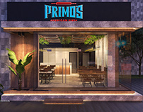 PRIMO'S American Pizza
