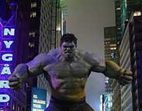 Colossal Hulk.
