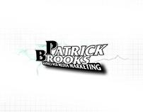 Patrick Brooks Personal Branding