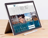 Ro Construcciones - Diseño Landing Page en WordPress