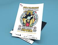 Hip Hop sin visa // Crew Peligrosos - Youssoupha
