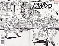 Lando: Sketch Cover