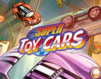 Super Toy Cars - Trailer - Nintendo eShop
