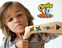 Cheetos Tattoos