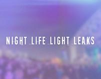 Night Life Light Leaks Vol. 1