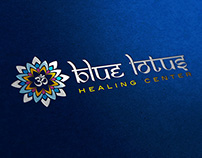 Branding for Blue Lotus