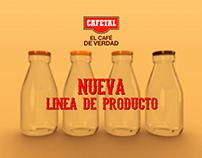 Cafetal Cool | Línea de Producto