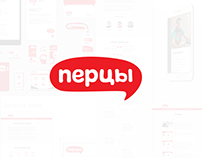 Event agency Pertsi - Branding and Website