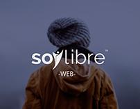 Grupo Soy Libre - WebSite