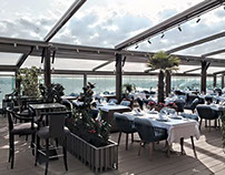 IZAKA RESTAURANT-PARK BOSPHOROUS HOTEL ISTANBUL