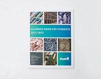 Pratt Academic Guide For Students Cover