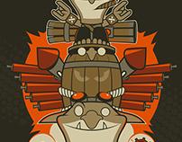 Techies Totem