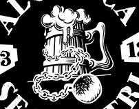 Brand Design: Alcolica Sequestri