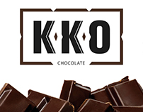 KKO: Logotype Chocolate.