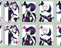 WIP deck of cards