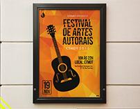 CTMDT Festival de Artes Autorais